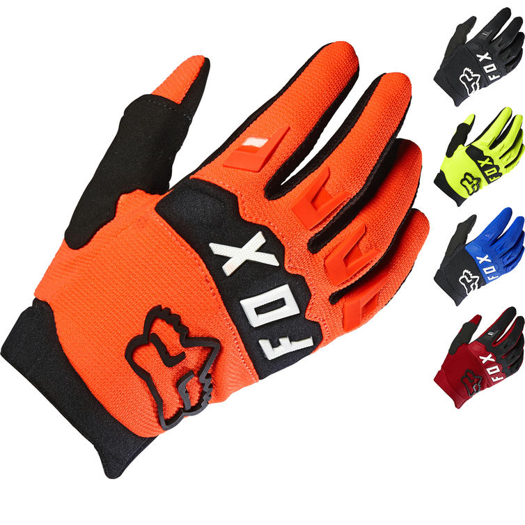 Fox Racing 2021 Youth Dirtpaw Motocross Gloves
