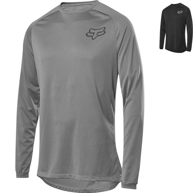 Fox Racing Tecbase Long Sleeve Base Layer Top