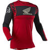 Fox Racing 2021 Flexair Honda Motocross Jersey & Pants Flame Red Kit Thumbnail 6