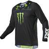 Fox Racing 2021 360 Monster Motocross Jersey & Pants Black Kit Thumbnail 4