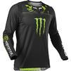 Fox Racing 2021 360 Monster Motocross Jersey & Pants Black Kit Thumbnail 6