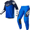 Fox Racing 2021 180 REVN Motocross Jersey & Pants Blue Kit Thumbnail 1