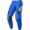 Fox Racing 2021 180 REVN Motocross Jersey & Pants Blue Kit Thumbnail 5