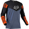 Fox Racing 2021 180 REVN Motocross Jersey & Pants Blue Steel Kit Thumbnail 6