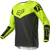 Fox Racing 2021 180 REVN Motocross Jersey & Pants Fluo Yellow Kit Thumbnail 4