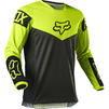 Fox Racing 2021 180 REVN Motocross Jersey & Pants Fluo Yellow Kit Thumbnail 6