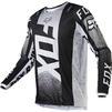 Fox Racing 2021 180 Oktiv Motocross Jersey & Pants Black White Kit Thumbnail 4