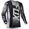 Fox Racing 2021 180 Oktiv Motocross Jersey & Pants Black White Kit Thumbnail 6
