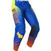 Fox Racing 2021 180 Oktiv Motocross Jersey & Pants Blue Kit Thumbnail 7