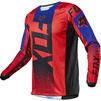 Fox Racing 2021 180 Oktiv Motocross Jersey & Pants Fluo Red Kit Thumbnail 4