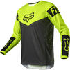 Fox Racing 2021 Youth 180 REVN Motocross Jersey & Pants Fluo Yellow Kit Thumbnail 4