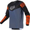 Fox Racing 2021 Youth 180 REVN Motocross Jersey & Pants Blue Steel Kit Thumbnail 4