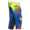 Fox Racing 2021 Kids 180 Oktiv Motocross Jersey & Pants Blue Kit Thumbnail 7