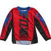 Fox Racing 2021 Kids 180 Oktiv Motocross Jersey & Pants Fluo Red Kit Thumbnail 4
