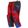 Fox Racing 2021 Kids 180 Oktiv Motocross Jersey & Pants Fluo Red Kit Thumbnail 5