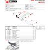 Scorpion Serket Taper Stainless Steel Slip-On Exhaust - Kawasaki Z H2 2020 Thumbnail 10