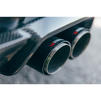 Scorpion Car Exhaust GPF-Back System (Non-Resonated) (Valved) Carbon Ascari - BMW M2 Competition F87N 18-20 Thumbnail 6