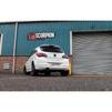 Scorpion Car Exhaust Cat-Back System (Resonated) Daytona - Vauxhall Corsa E 1.4 (Non Turbo) 2014 - 2019 Thumbnail 8