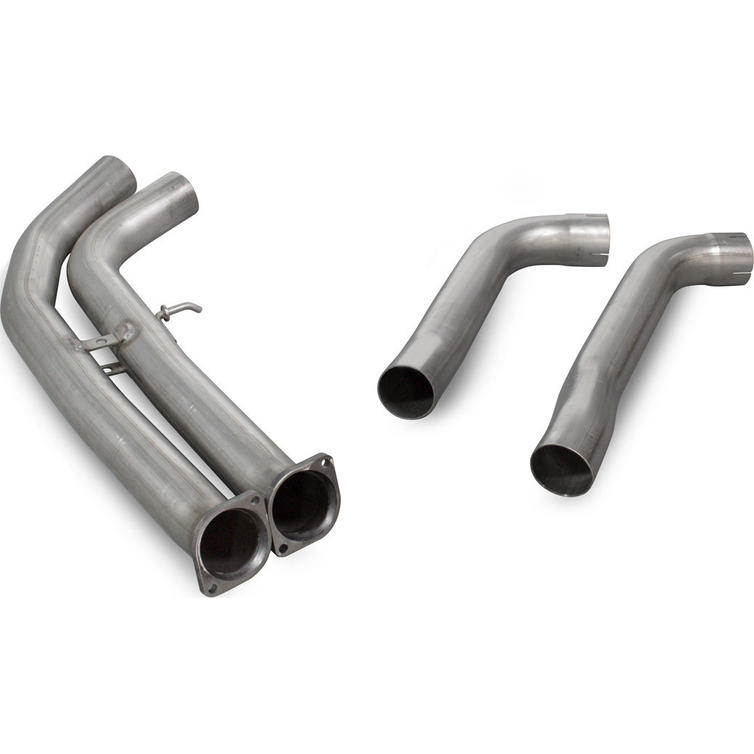 Scorpion Car Exhaust Resonated GPF Delete Pipe - BMW M2 Competition F87N 2018 - 2020