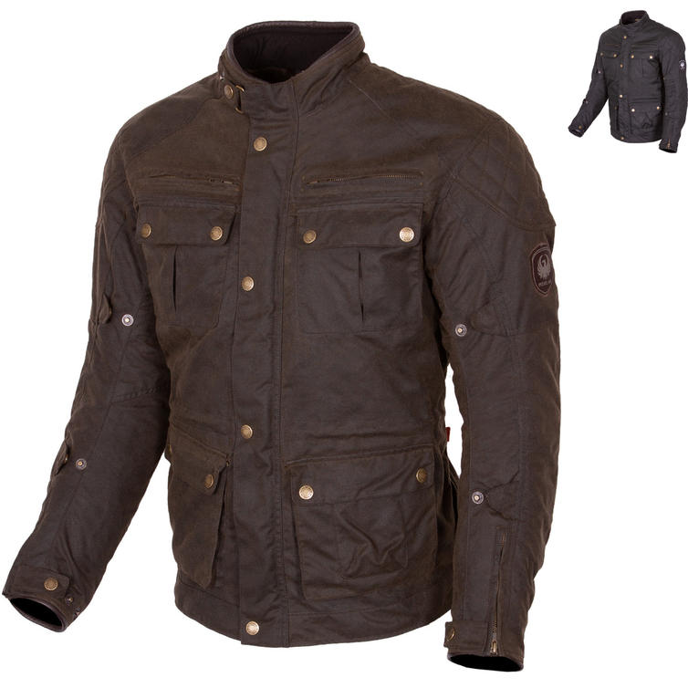 Merlin Yoxall II Wax Motorcycle Jacket