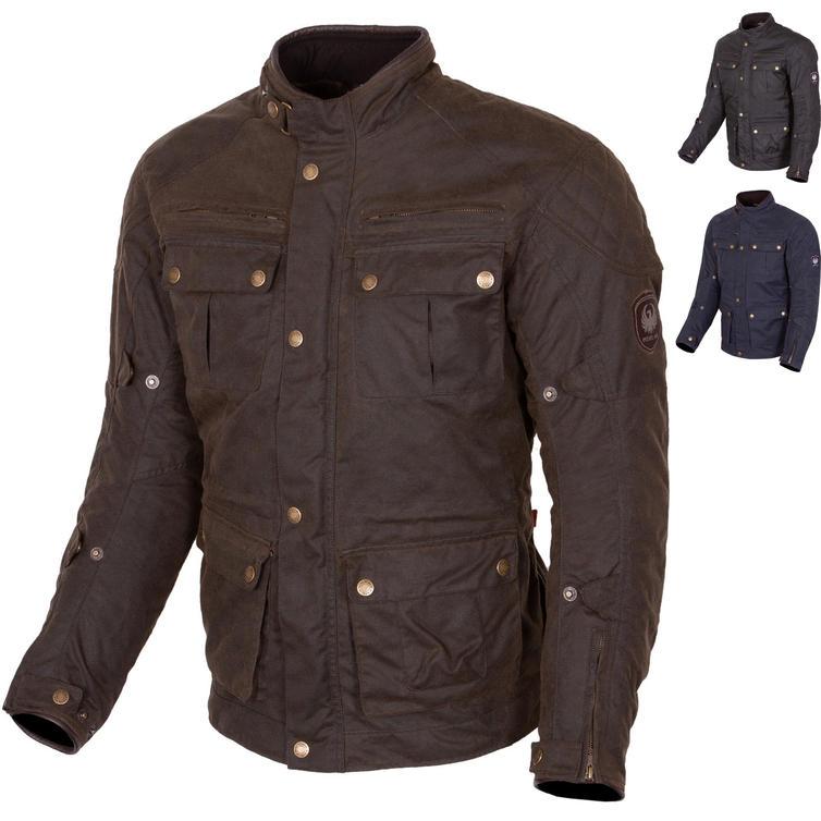 Merlin Yoxall II Wax Motorcycle Jacket