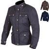 Merlin Buxton II Ladies Wax Motorcycle Jacket Thumbnail 2
