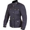 Merlin Buxton II Ladies Wax Motorcycle Jacket Thumbnail 3