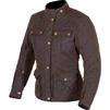 Merlin Buxton II Ladies Wax Motorcycle Jacket Thumbnail 4