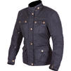 Merlin Buxton II Ladies Wax Motorcycle Jacket