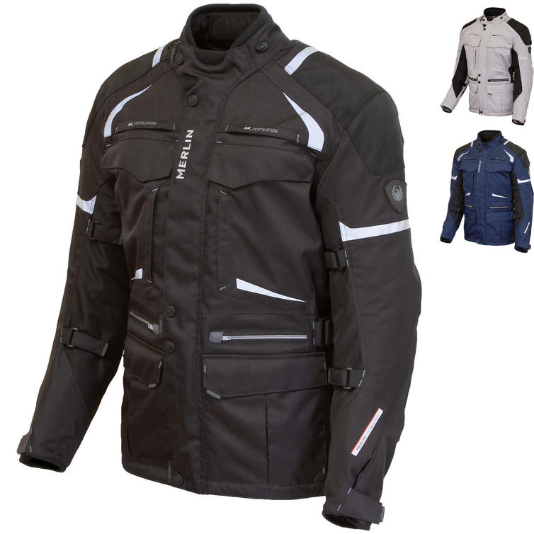 Merlin Neptune 2.0 D3O Motorcycle Jacket