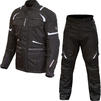 Merlin Neptune 2.0 D3O Motorcycle Jacket & Trousers Black Kit Thumbnail 2