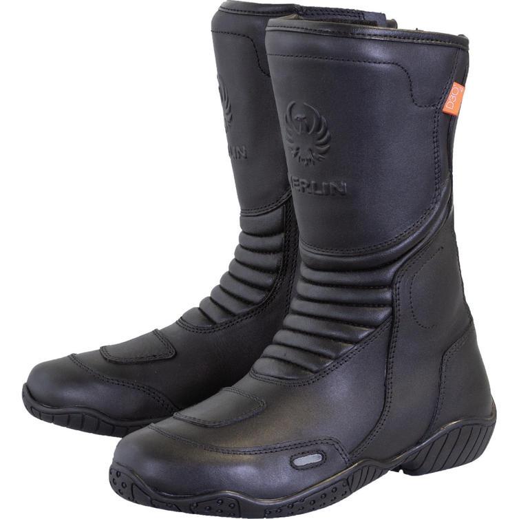 Merlin Kira Ladies Leather Motorcycle Boots
