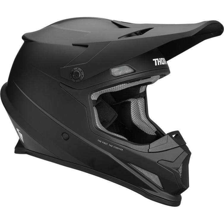 Thor Sector Solid Motocross Helmet