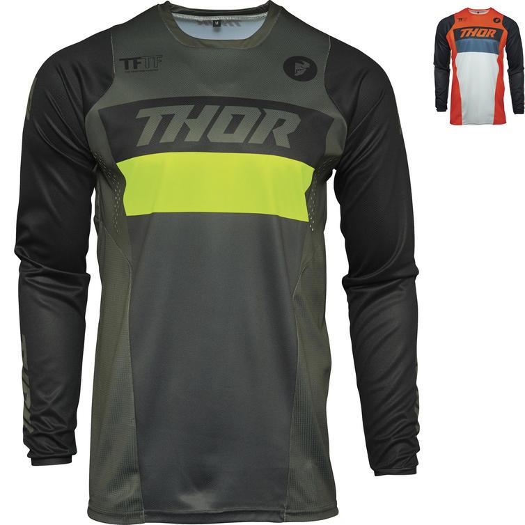 Thor Pulse Racer Motocross Jersey