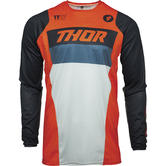 Thor Pulse Racer Youth Motocross Jersey