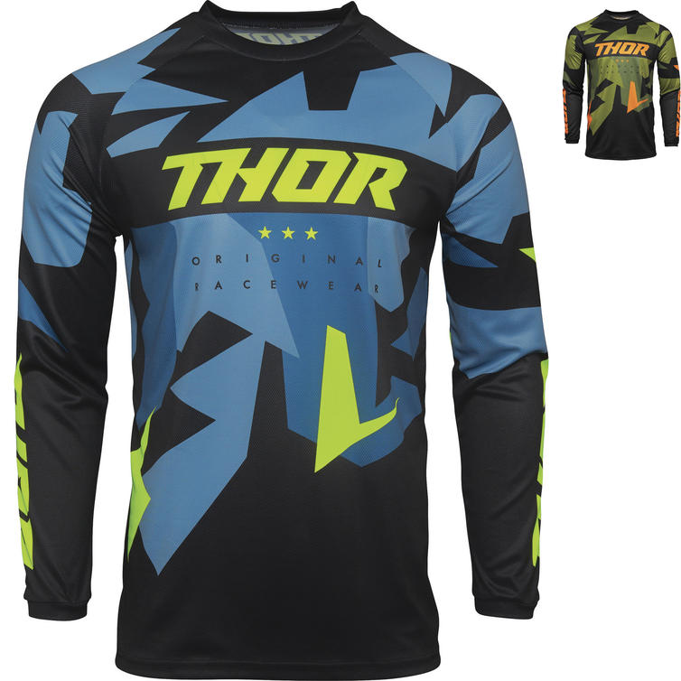 Thor Sector Warship Youth Motocross Jersey