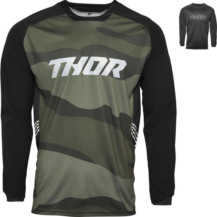Thor Terrain Off-Road Jersey