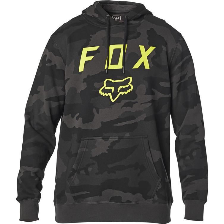 Fox Racing Legacy Moth Camo Pullover Fleece