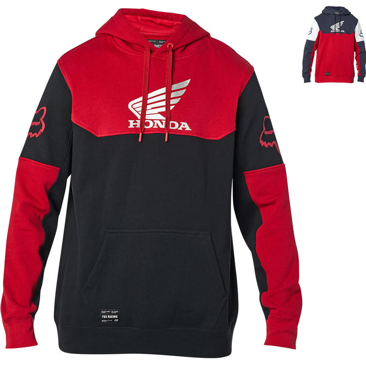 Fox Racing Honda Pullover Fleece