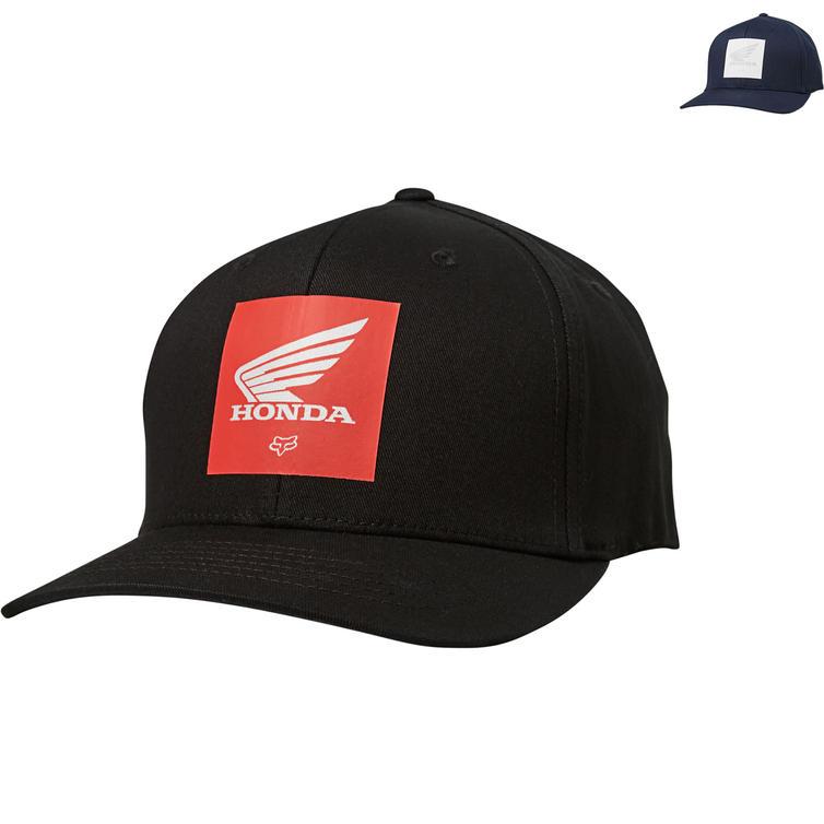 Fox Racing Honda Flexfit Motorcycle Cap