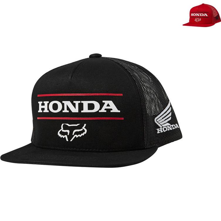 Fox Racing Honda Snapback Motorcycle Cap