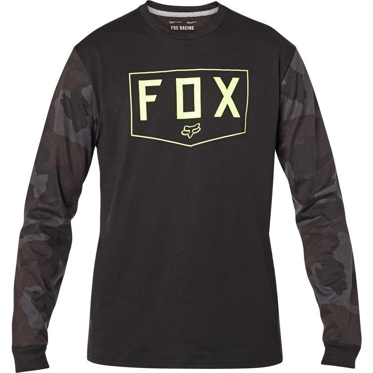 Fox Racing Shield Tech Long Sleeve T-Shirt