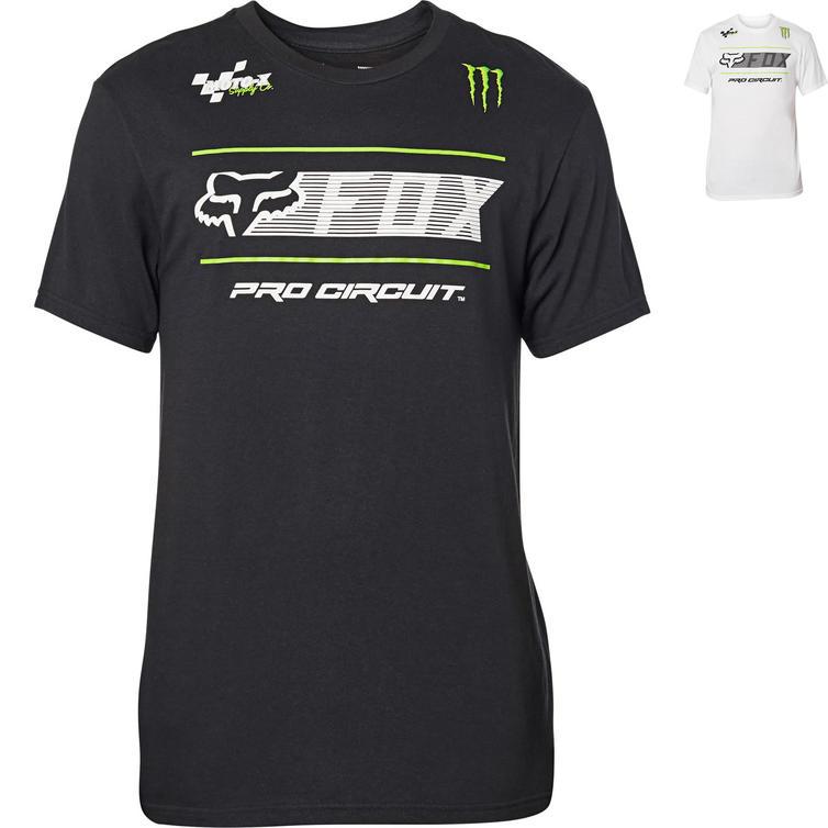 Fox Racing Honda Pro Circuit Short Sleeve T-Shirt