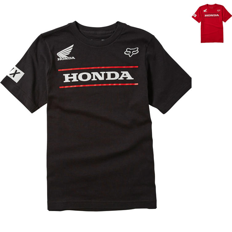 Fox Racing Youth Honda Short Sleeve T-Shirt