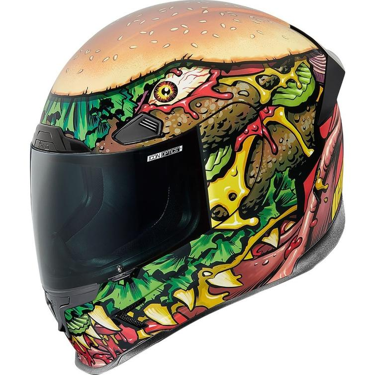 Icon Airframe Pro FastFood Motorcycle Helmet