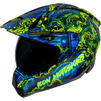 Icon Variant Pro Willy Pete Dual Sport Helmet Thumbnail 2