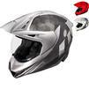 Icon Variant Pro Ascension Dual Sport Helmet Thumbnail 1