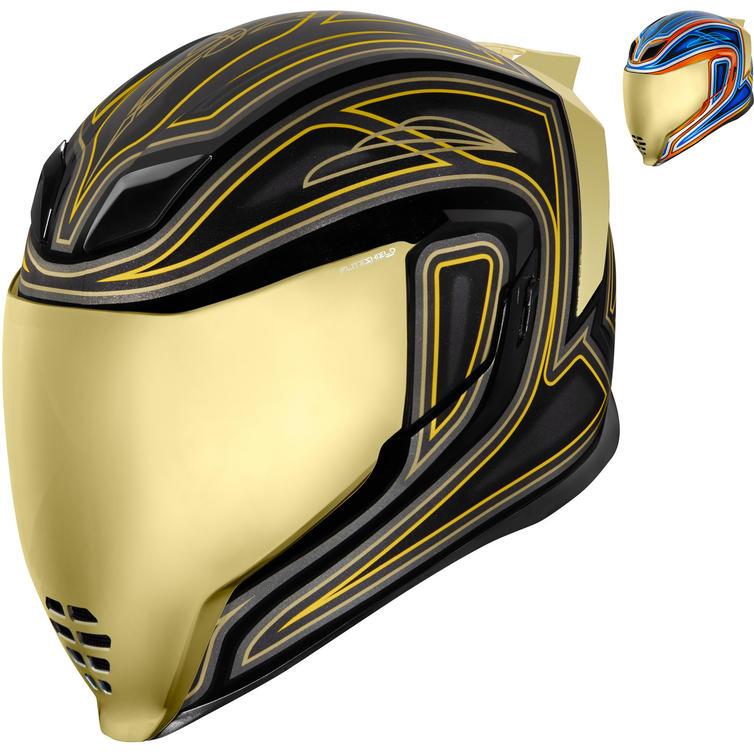 Icon Airflite El Centro Motorcycle Helmet