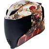 Icon Airflite Pleasuredome3 Motorcycle Helmet Thumbnail 2