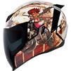 Icon Airflite Pleasuredome3 Motorcycle Helmet Thumbnail 4
